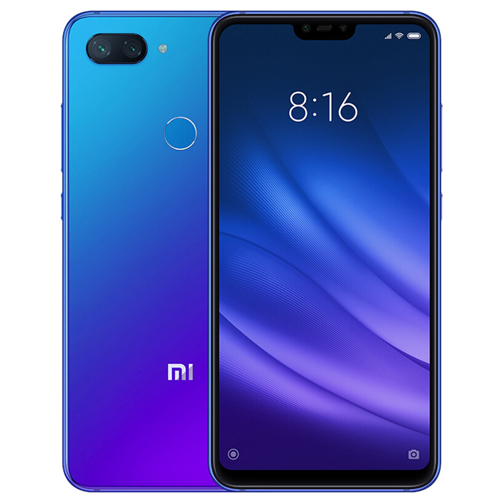 Xiaomi Mi 8 Lite 4/64Gb Blue